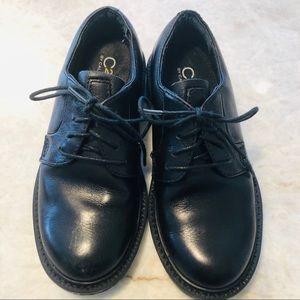 Black Dress Shoes Like New 11 Toddler